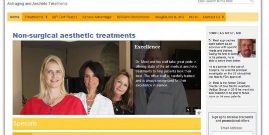 E-ffectiveWeb: web design, website maintenance, SEO, medical marketing, email marketing