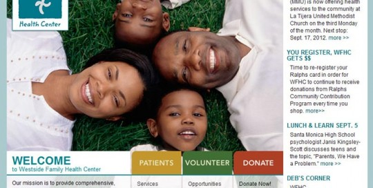 E-ffectiveWeb: non-profit website design, web redesign, SEO